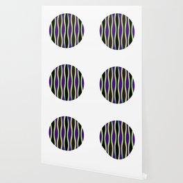 Vibration of Violet Wallpaper