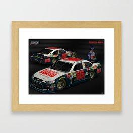 2013 Dale Earnhardt Jr. 88 Framed Art Print