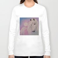 serenity Long Sleeve T-shirts featuring Serenity by Christine's heART
