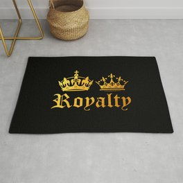 Royal King & Queen Rug