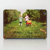 friendship iPad Cases featuring Friendship  by Jo Bekah Photography