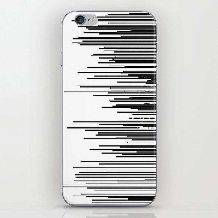 reception iPhone Skin