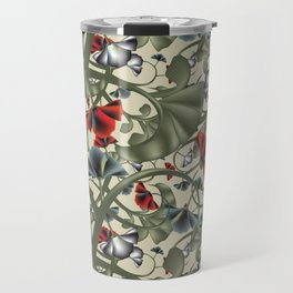 fleurs imaginaires Travel Mug