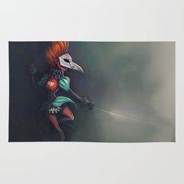 Bird of ill omen Rug