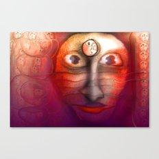 Fluoride Cult Canvas Print