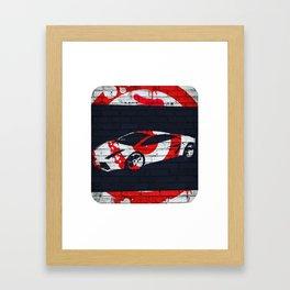 Gallardo Jap Framed Art Print