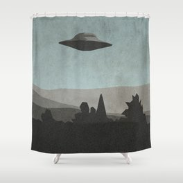 I Want to Know Shower Curtain