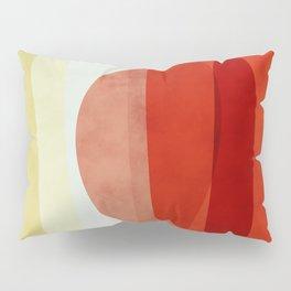 shapes modern abstract Pillow Sham