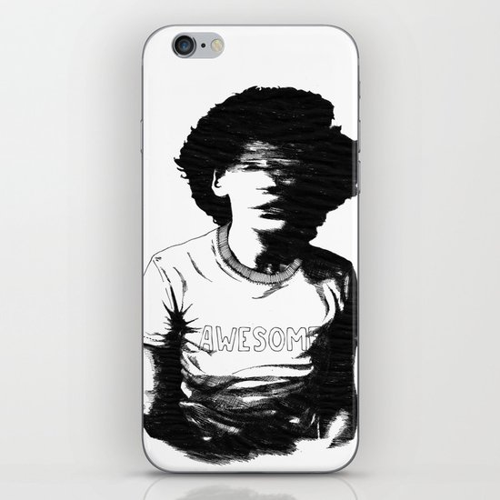 Awesome! iPhone & iPod Skin