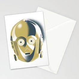 Threepio Stationery Cards