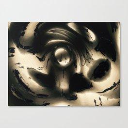 Shapeless Canvas Print