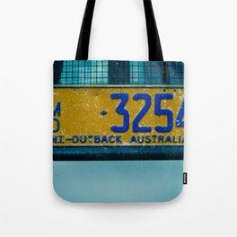 Outback Australia Tote Bag