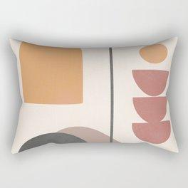 Abstract Minimal Art 02 Rectangular Pillow