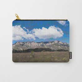 Sandia Mountains Carry-All Pouch