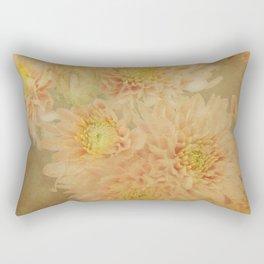 Whisper Mums Rectangular Pillow
