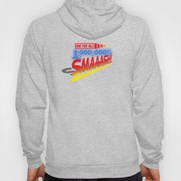One For All : 1,000,000 Smash! Hoody