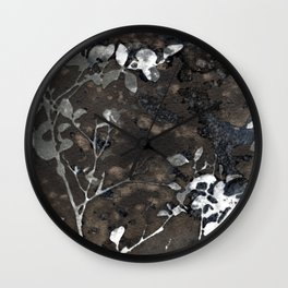 Cement Jungle Wall Clock