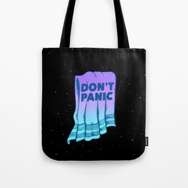 Hoosier's Guide to the Galaxy Tote Bag