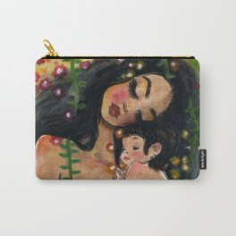 Klimt3: Mother and Child Carry-All Pouch