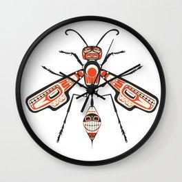 The Wasp Wall Clock