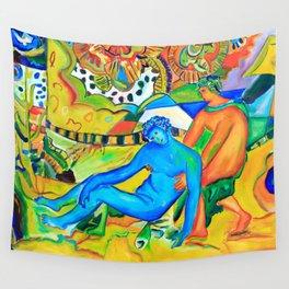 Il conforto dell'artista - the artist's comfort Wall Tapestry