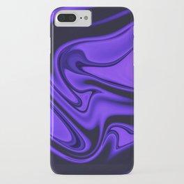 Purple Feelings iPhone Case