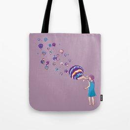 Amaze me Tote Bag