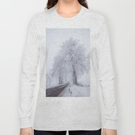 Heading north - Landscape and Nature Photography Long Sleeve T-shirt