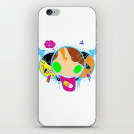 Drugeaters iPhone Skin