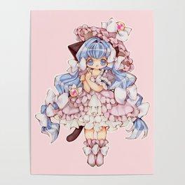 Kitty Princess Poster