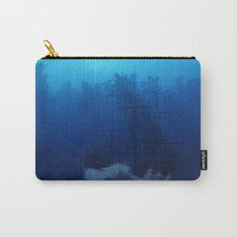 Ghost Ship Carry-All Pouch