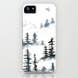 Winter's Day iPhone Case