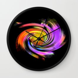 Abstract Perfection 26 Wall Clock