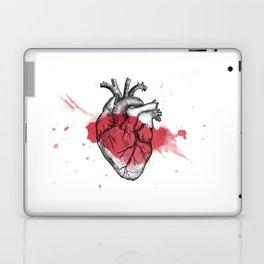 Anatomical heart - Art is Heart  Laptop & iPad Skin