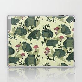 Frog Time Laptop & iPad Skin