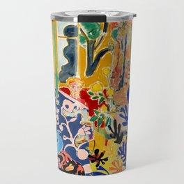 Henry el Matisse Travel Mug