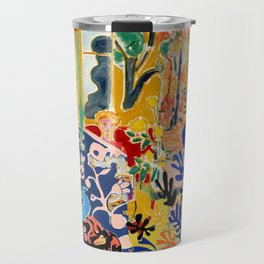 Henri el Matisse Travel Mug