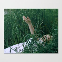 surrender Canvas Print
