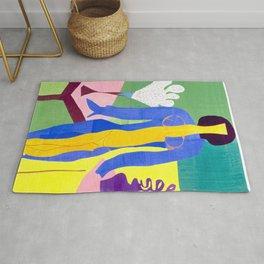 Henri Matisse - Zulma, 1950 Artwork Reproduction Rug