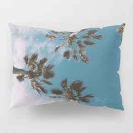 Palm trees Pillow Sham