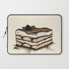 T is for Tiramisu Laptop Sleeve