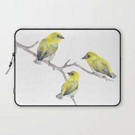 Finch Bird Laptop Sleeve