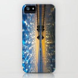 Huntington Beach Sunset   12/17/13   iPhone Case
