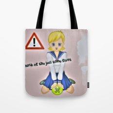 so wrong Tote Bag