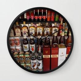 Thai Rum Wall Clock