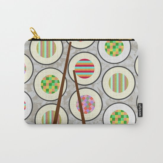 SushiTime Carry-All Pouch