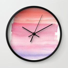Cool Pallette Wall Clock
