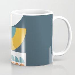 Geometric Plant 02 Coffee Mug