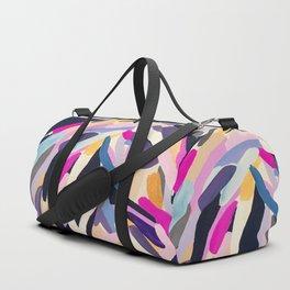 inner space flowers Duffle Bag