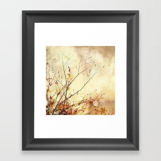 Autumnal Bliss  Framed Art Print